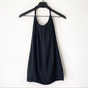 Lululemon Flow & Go Tank Black Size 6